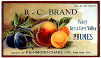 Fruit and Cannery Labels